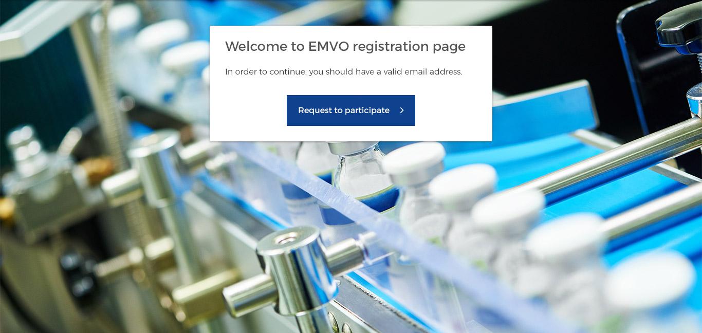 OBP Portal : EMVO